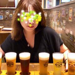 飲み比べ/大阪くらしの今昔館/たこ焼き/至福のひととき/おでかけ/旅行/... 大阪に土日で行って来ました〜☺️  ☆1…(3枚目)