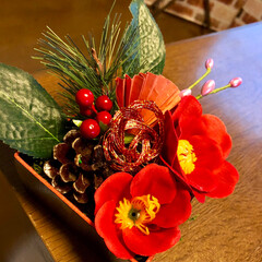 お正月飾り/ハンドメイド/雑貨/インテリア お飾り第2弾🎍 kkmさんの作ってたの参…