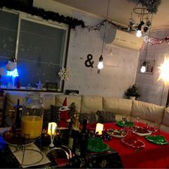 クリスマスパーティー/クリスマス/クリスマスツリー/おうちごはん/グルメ/フード/... 昨日はクリスマスパーティー🎉🎄🎅🥂でした…(6枚目)