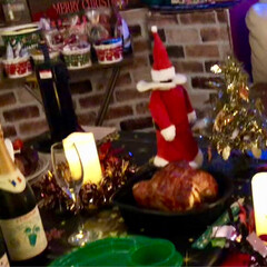 クリスマスパーティー/クリスマス/クリスマスツリー/おうちごはん/グルメ/フード/... 昨日はクリスマスパーティー🎉🎄🎅🥂でした…(4枚目)
