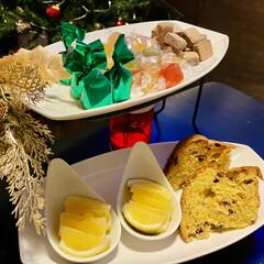 練乳たっぷりのマッシュポテト/ヤンニョムチキン/チャミスル/クリスマスディナー/クリスマスインテリア/クリスマスケーキ/... 我が家のクリスマスはこんな感じでした☺️…(3枚目)