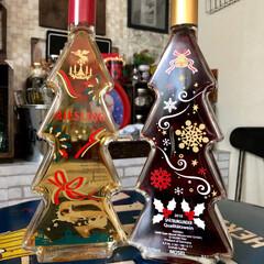ベビーハイチェア/ワイン/プレゼント/ラッピング/カルディ/クリスマス/... 来週末に姪っ子達が来てクリスマスパーティ…(4枚目)