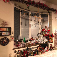 クリスマス雑貨/インテリア/DIY/雑貨/ハンドメイド 今年のテーマはクリスマスマーケット風🎄の…