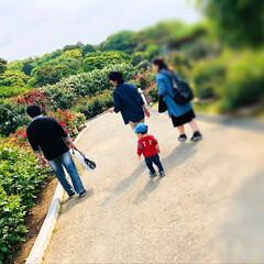 息子家族と一緒にお出かけ/薔薇ソフトクリーム/バラフェア/至福のひととき/LIMIAおでかけ部/おでかけ/... 昨日は息子家族とバラフェアに行って来まし…(9枚目)