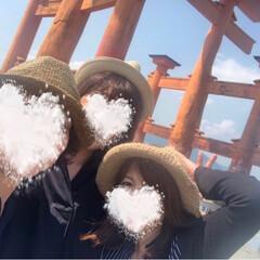 リミ友さん/宮島/至福のひととき/ハンドメイド/LIMIAおでかけ部/おでかけ/... 水曜日に広島でリミ友さんとお出かけして来…