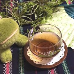 残暑見舞い/麦茶/夏対策 残暑お見舞い申し上げます ( まだまだ …(1枚目)