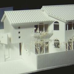 注文住宅/模型 【洋瓦の家】 床面積40坪 プラン出しと…