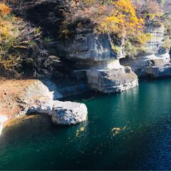 会津若松市/紅葉/吊り橋/芦ノ牧温泉/福島県/塔のへつり/... 芦ノ牧温泉にプチ旅行に行ってきました。 …