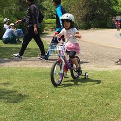 わたしのGW お友達と自転車デート🍀 公園で6時間遊び…(1枚目)