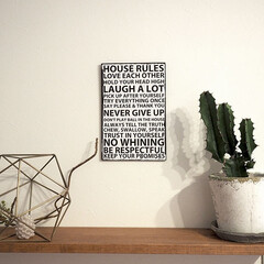 アート/英字/壁/インテリア/ホワイト/黒 壁に英字レターボードでシンプルかっこよく!