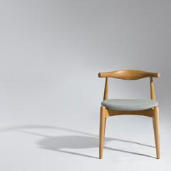 リビングチェア/北欧家具 ■エルボーチェア 品番: CH9109 …
