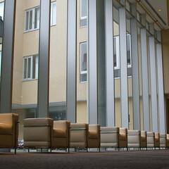 医療/SOFA/LC2 リズミカルに置かれたLC2は座り心地は…
