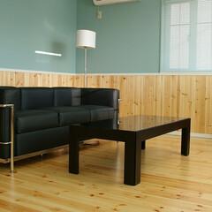 不動産・住宅/SOFA/LC2 どんなお部屋にもシンプルなデザイン…