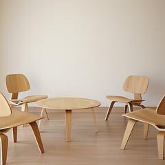 不動産・住宅/Chair/Table/LCW/CTWコーヒーテーブル CTW コーヒーテーブルとLCWの組合…