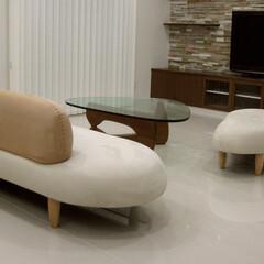 SOFA/Table/ノグチテーブル/フリーフォームソファ 彫刻家としても活動していたイサム・ノグ…