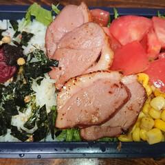 「今日のお弁当❤️」(1枚目)