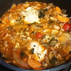 スープ/野菜沢山/弁当日記/ダイエット弁当 弁当サボってましたー😂 先週は外食や出前…