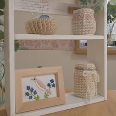 kanaeembroideryさん/刺繍日和 とりさんの刺繍✨ kanaeembroi…