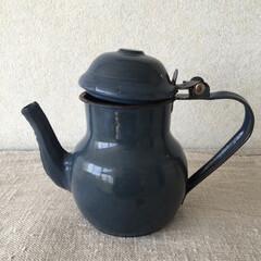 ティーポット/雑貨/キッチン雑貨 パキスタンのティーポット  お客様にお茶…