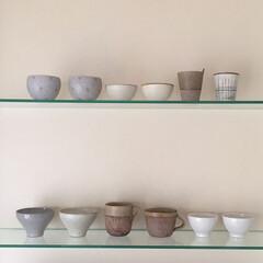 陶器/雑貨/キッチン雑貨 お気に入りの陶器たち  優しい色の陶器が…