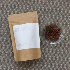 北麓草水/野草茶/お茶/フード 北麓草水の野草茶 アマチャヅルとクコの実…