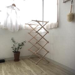 クロスドライヤー/BIERTA/洗濯干し/収納/雑貨/住まい/... 我が家の新入り BIERTA クロスドラ…