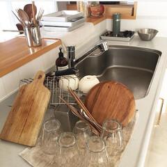 お皿/グラス/食器/洗い物/家事/キッチン/... 毎日の洗い物  食器や調理器具がお気に入…