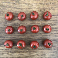 トマト/プチトマト/野菜/わたしのお気に入り プチトマト こちらも毎日食べているお野菜…