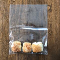 食品袋/湿気/袋/食品ストック 空気が入らない、 袋の閉じ方。 両側を三…