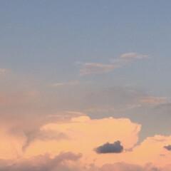 夕焼け/夏空/風景 うっとりするほど、きれいな夕焼け。 毎日…