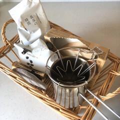 ドリッパー/コーヒー/キッチン収納/キッチン雑貨/暮らし グルーピング コーヒーのセット。 コーヒ…