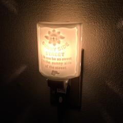 アロマランプ/我が家の照明 妊婦のころ使ってだけど、出産してからしま…