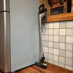 AQUA冷蔵庫/リビングに冷蔵庫/ractiv-air/SHARP/快適掃除/暮らし 遂にー! 念願の コードレススティック掃…