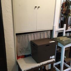 玄関収納/収納ボックス/DCM/収納 DCMの収納ボックス のモニターに当選し…