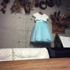 ドライフラワー/ピアノ/ドレス/インテリア 初めての ピアノ発表会 が近々あるので、…