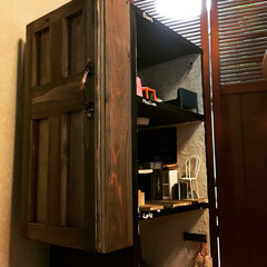 面取り加工/トリマー/扉付きボックス/リカちゃんハウス/DIY カインズdiy ー☆ 今日は トリマー …