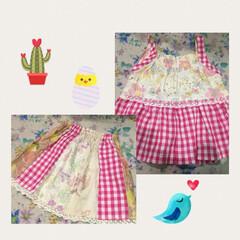 子供服/ファッション/ハンドメイド 130センチ位の子供服です。 大分、昔の…