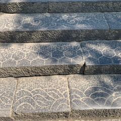 石段の模様/二月堂/春日大社/奈良公園/LIMIAおでかけ部/建築/... 奈良の春。(6枚目)