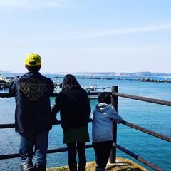 また行きたいな/自然を満喫/自然/休日/家族でお出かけ/きれい/... 今日は家族みんなで 逗子の真名瀬海岸へ行…(2枚目)
