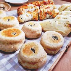 リフレッシュタイム/ママ友/手作りパン/ランチ/食事情/フォロー大歓迎 今日は楽しみにしていた パンlunch~…
