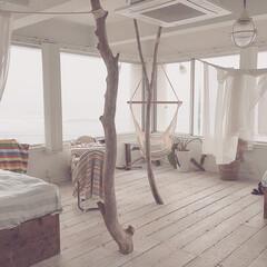 ナチュラル/ホワイトインテリア/レンタルスペース/稲村ガ崎/シンプルハウス/インテリア/... simple house 空間をみつける…