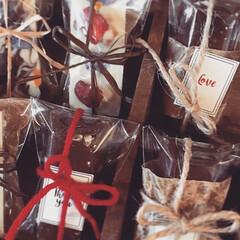 チョコレート/チョコバー/バレンタイン/バレンタインチョコ/手作り/ハンドメイド/... 2019 Valentine ❤️  チ…