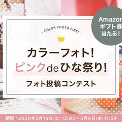 ピンク 今回のテーマカラーは、【ピンク】!  春…