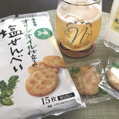 塩せんべい/金吾堂製菓/トクホ/おやつ/フード 3時の  おやつ  😁 レモネード🍋 お…