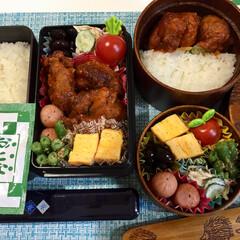 お弁当🍱/フード おはようございます😃 今日のお弁当🍱  …