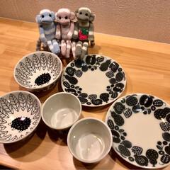 かわいい食器 松尾ミユキさんの 食器 リサラーソンを …(2枚目)
