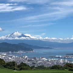 日本平/富士山/おでかけ/LIMIAファンクラブ/LIMIAおでかけ部/LIMIAな暮らし 久しぶりー〜富士山🗻 ちょっと 雲出てい…(2枚目)