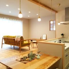 不動産・住宅/新築/カフェ/滋賀県/雑貨/インテリア/... カフェのようなナチュラルな空間に癒されま…