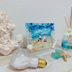 海にて、心は裸になりたがる/海を感じるインテリア/naturalkitchen/サリュ雑貨/沖縄の思い出/夏ディスプレイ/... 夏らしく模様替え☺︎