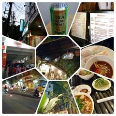 海外生活/ファミマ/ホーチミン市/ブン/ベトナム料理/ベトナム/... ホーチミンについて ファミマ。 初日の夜…